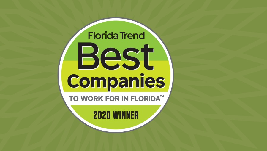 Eight Consecutive Years — Premier Eye Care Recognized as Best Company to Work For